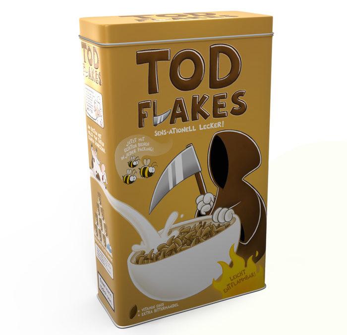 Tod-Flakes-Dose